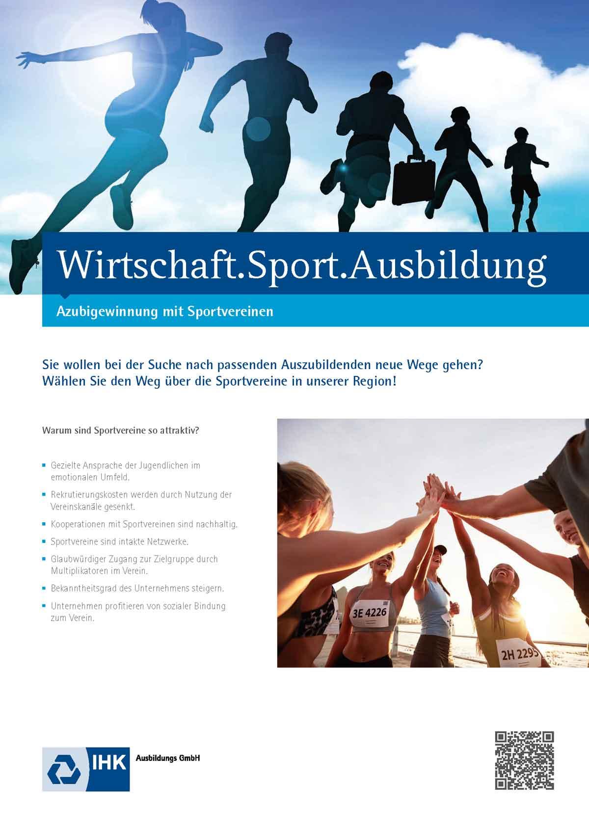 ihk flyer wirtschaft sport ausbildung seite 1